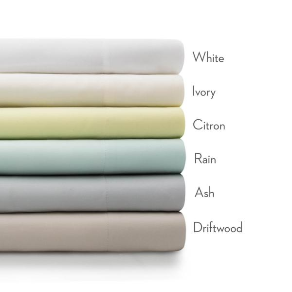 Bamboo Sheets Colors Listing