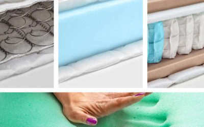 The Mattress Comparison Guide – Innerspring vs. Latex vs. Memory Foam