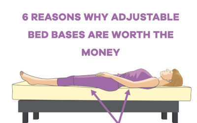 6 Reasons why adjustable bed bases are worth the money